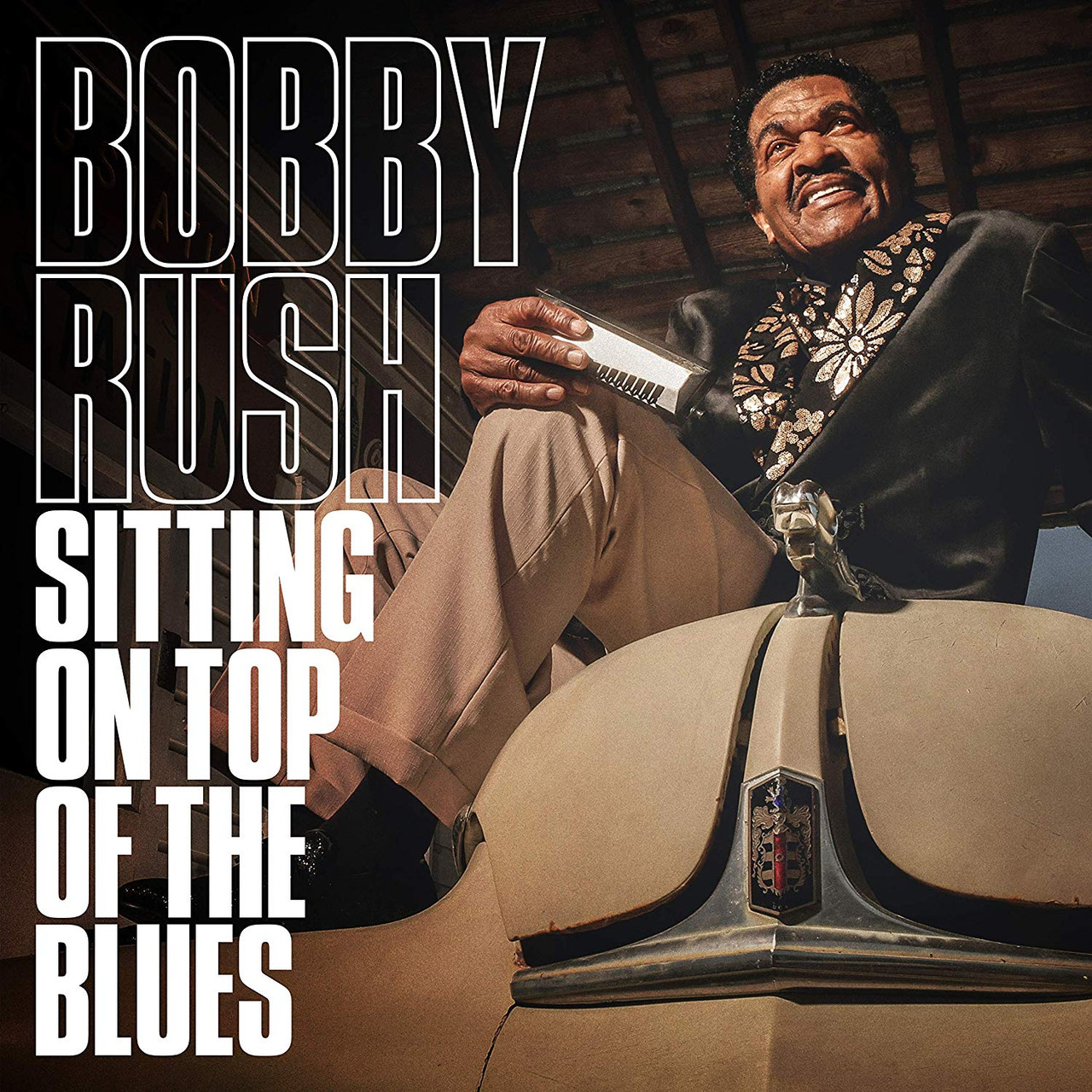 Bobby Rush - Sitting on Top of the Blues CD