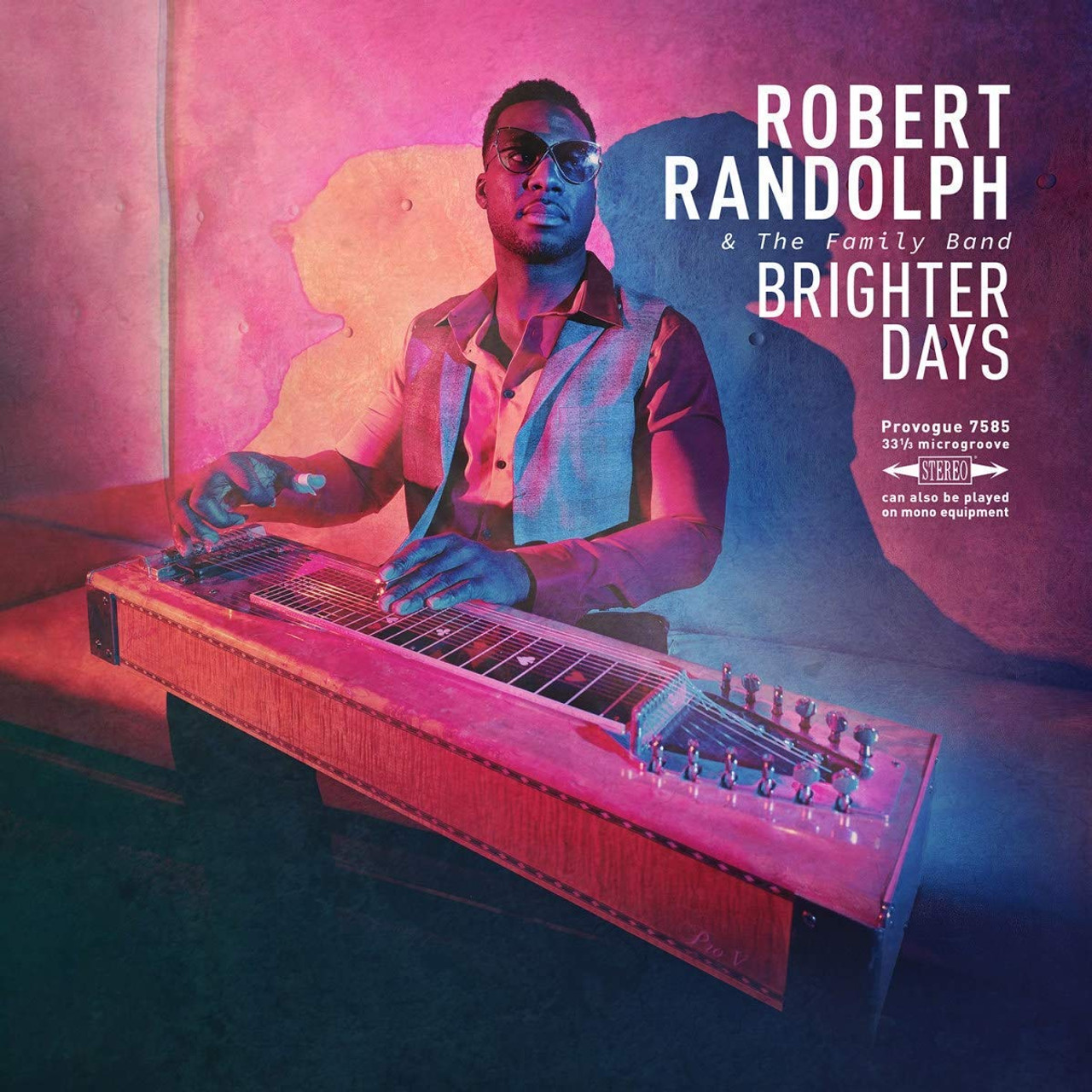 Robert Randolph Brighter Days