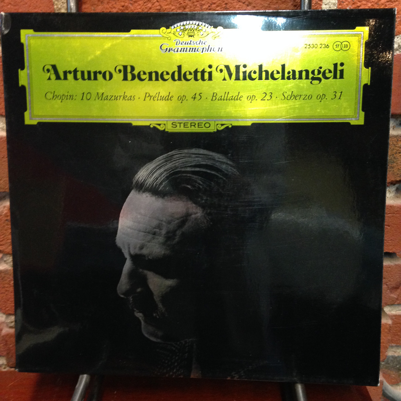 Chopin, Michelangeli LP