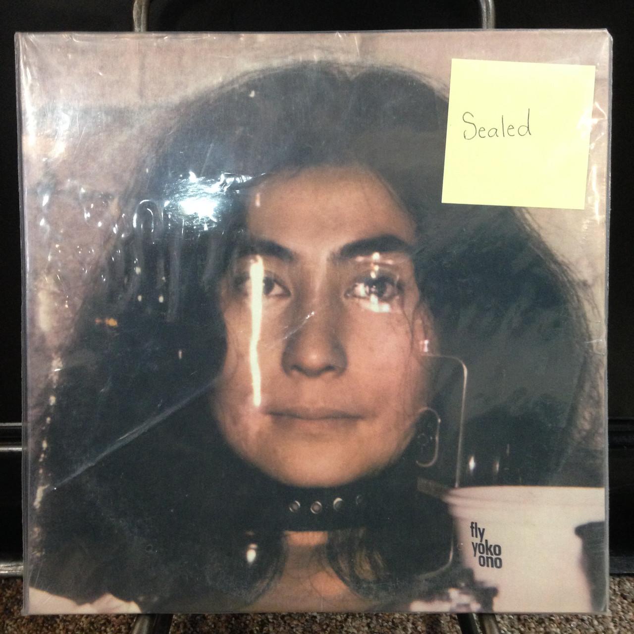 Yoko Ono Fly Apple Svbb 3380 Sealed 2 Lp Vinyl Renaissance And Audio