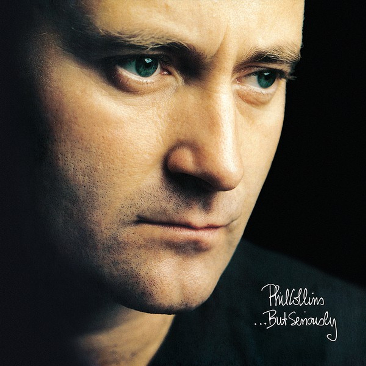 *USED* Phil Collins But Seriously CD