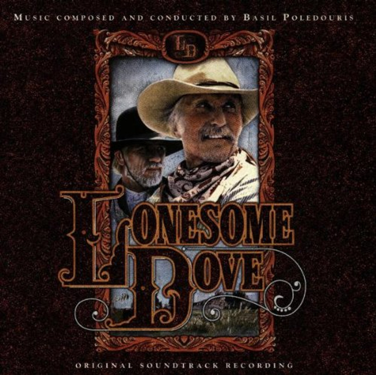 *USED* Lonesome Dove Soundtrack CD