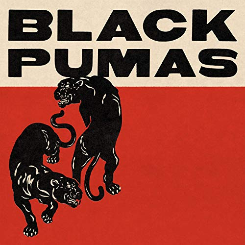 Black Pumas Deluxe CD