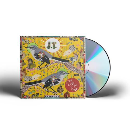 Steve Earle & The Dukes J.T. CD