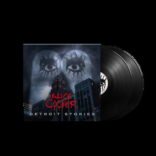 Alice Cooper Detroit Stories Vinyl 2LP