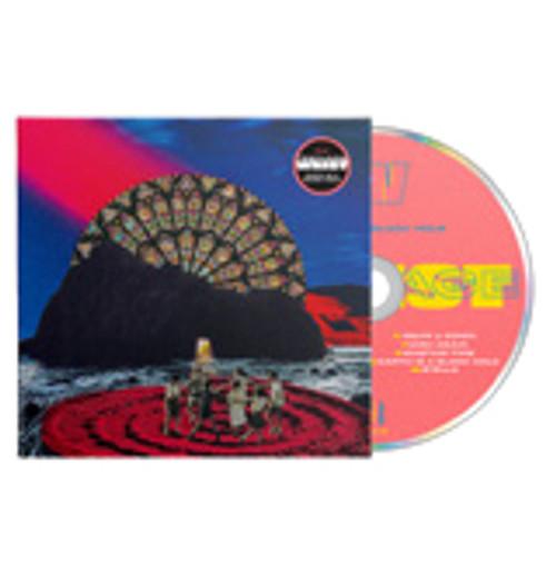 Teenage Wrist Earth is a Black Hole CD