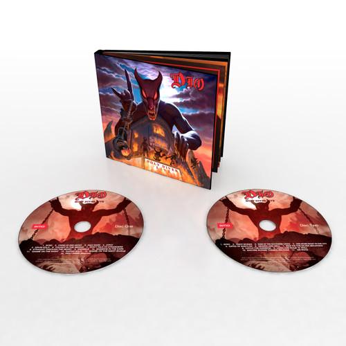 Dio Holy Diver Live 2CD