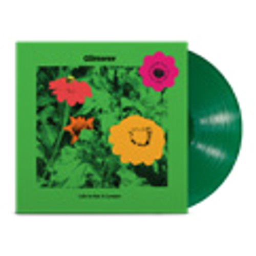 Glitterer Life is Not A Lesson Exclusive Green Colored Vinyl LP