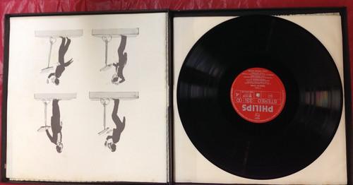 MAHLER SINFONIE NO 3 FORRESTER HAITINK LP