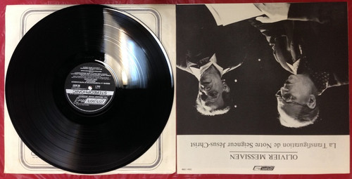 Messiaen La Transfiguration Dorati 2 LP Set UK
