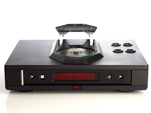 REGA VALVE ISIS CD PLAYER (REFERENCE SERIES)