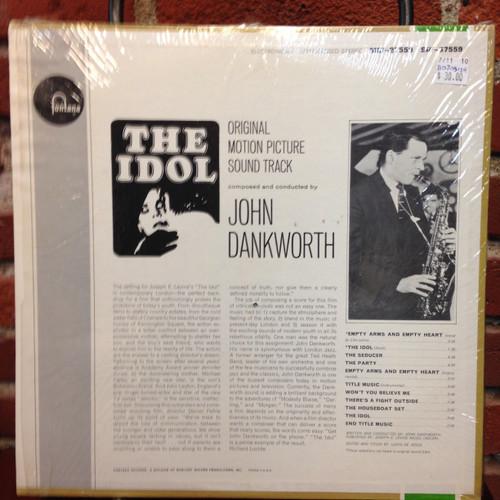 Idol Soundtrack Shrink LP