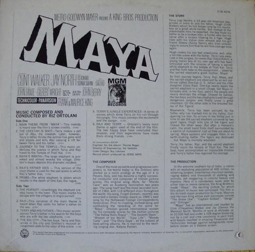 Maya - Rear