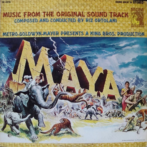 Maya - Front