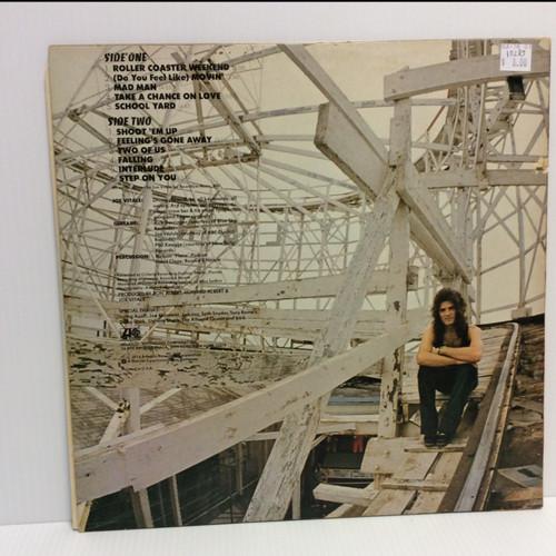 Joe Vitale Roller Coaster Weekend LP