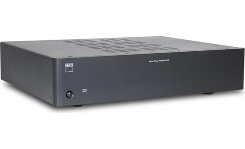 NAD C 268 Stereo Power Amplifier - Angle