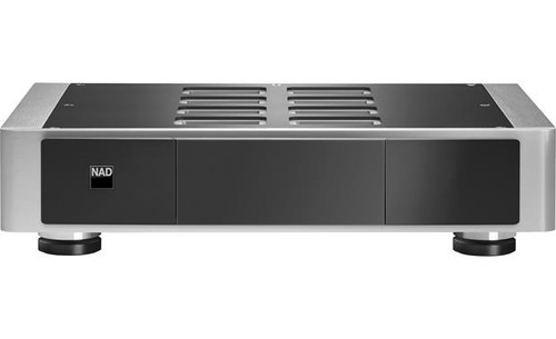 NAD M22 V2 Stereo Power Amplifier - Front