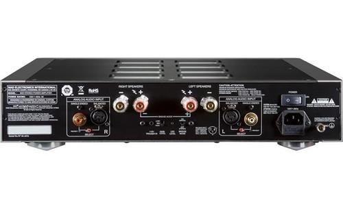 NAD M22 V2 Stereo Power Amplifier - Rear