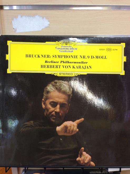 Bruckner: Symphonie NR 9 LP