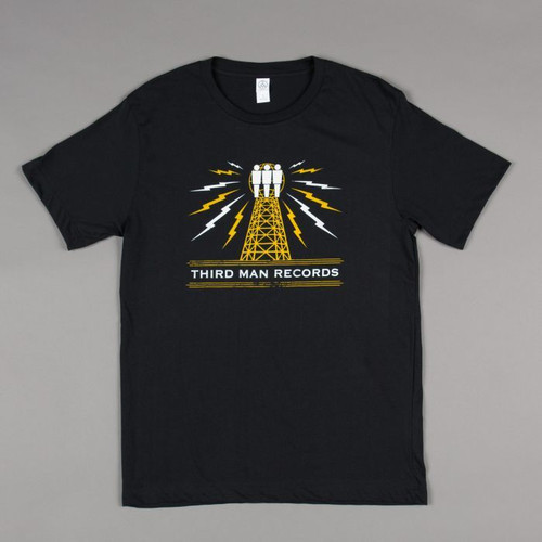 Third Man Tesla T Shirt Medium