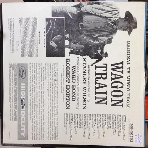 Original TV Music From Wagon Train