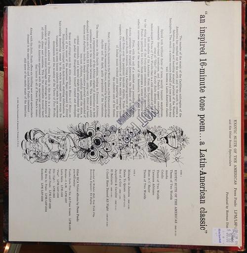 Perez Prado Exotic Suite Of The Americas