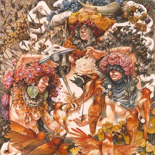Baroness Gold & Grey (CD)