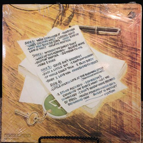Little Milton Chicago Golden Years France Sealed LP