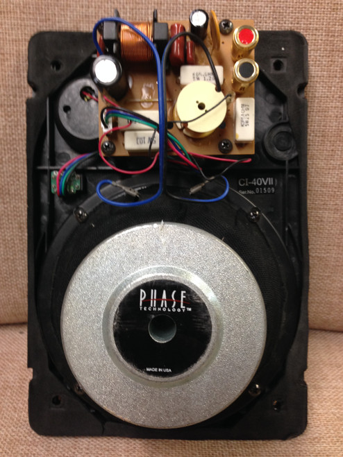 Phase Technology CI40 VII In-Wall Speaker