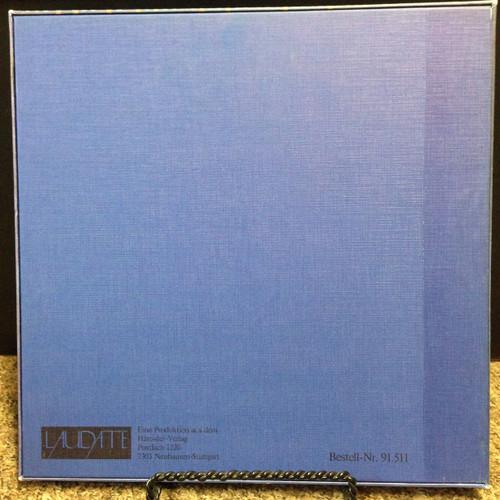Bach-Choral & Vocal Music by decendants Box Set LP