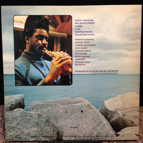 Pharoah Sanders Thembi AS-9206 LP