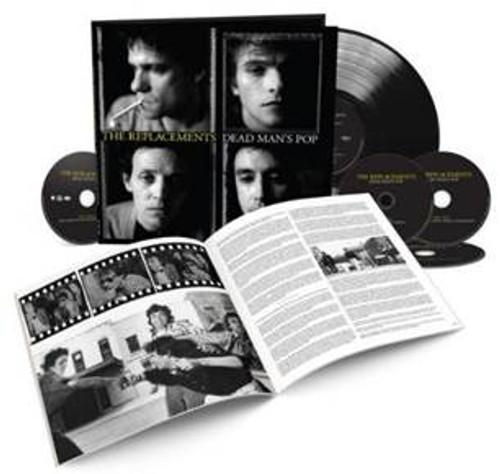 Replacements - Dead Man's Pop (4CD/LP) Boxed Set