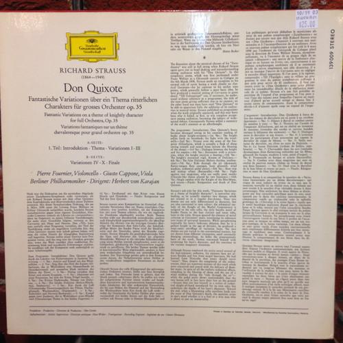 Strauss, Don Quixote LP