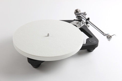 PL10 top down with platter