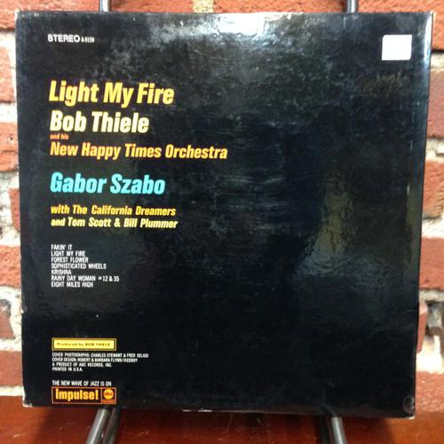 Bob Thiele Gabor Szabo AS-9159 Original LP