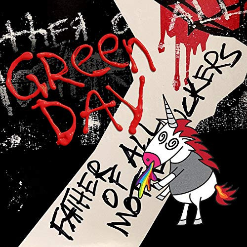 Green Day Father Of All CD