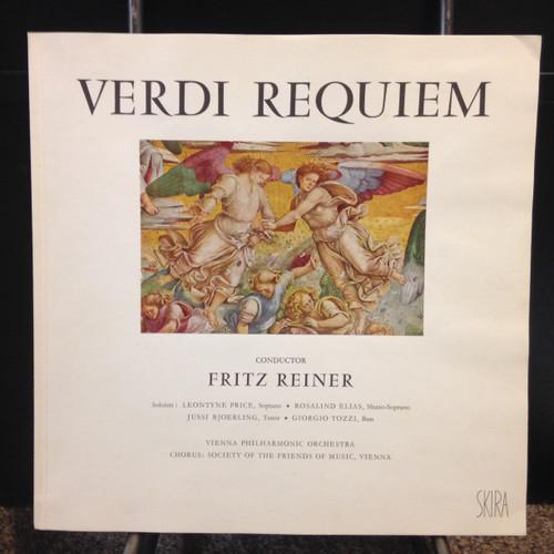 Verdi Requiem Reiner LDS 6019 Soria LP