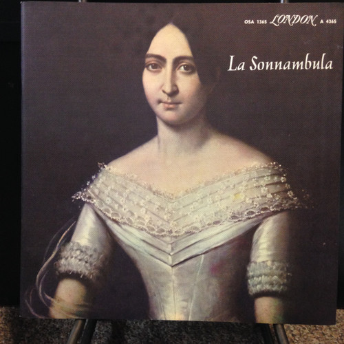 Bellini La Sonnambula 3 LP