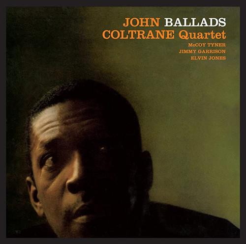 *USED* John Coltrane BALLADS