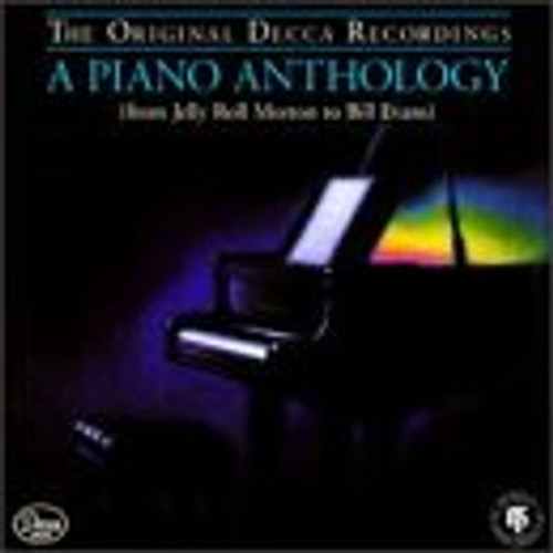 *USED* A Piano Anthology: From Jelly Roll Morton To Bill