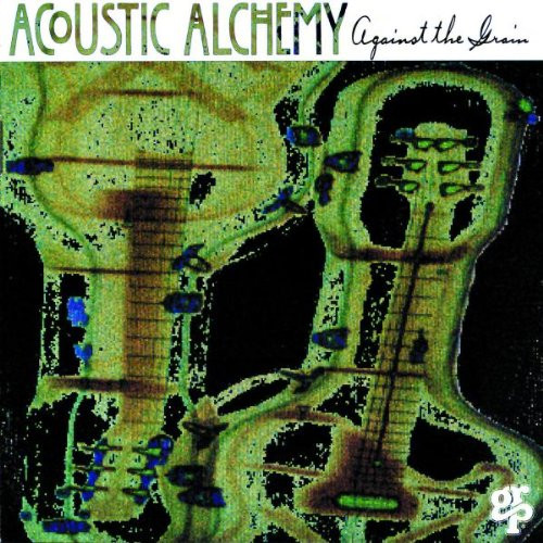 *USED* Acoustic Alchemy Against The Grain