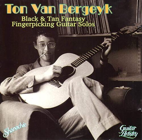 *USED* Black & Tan Fantasy Fingerpicking Guitar Solos