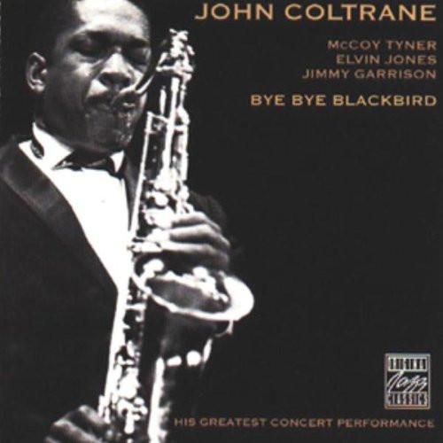 *USED* John Coltrane BYE BYE BLACKBIRD