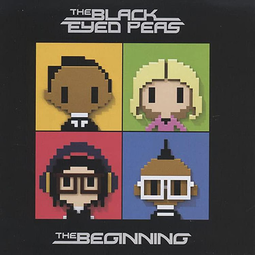 *USED* Black Eyed Peas BEGINNING