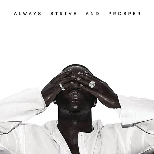 *USED* A$AP FERG ALWAYS STRIVE & PROSPER
