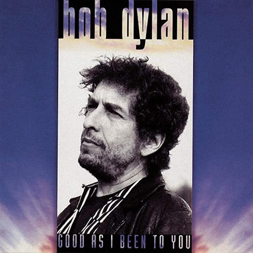 *USED* Good As I Been To You CD