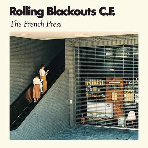 *USED* ROLLING BLACKOUTS CF THE FRENCH PRESS CD