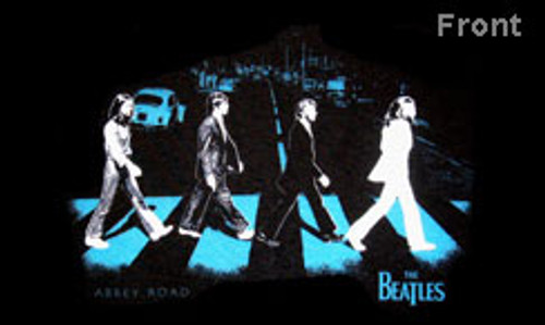 Beatles (Abbey Road) Tee-Shirt X-Large