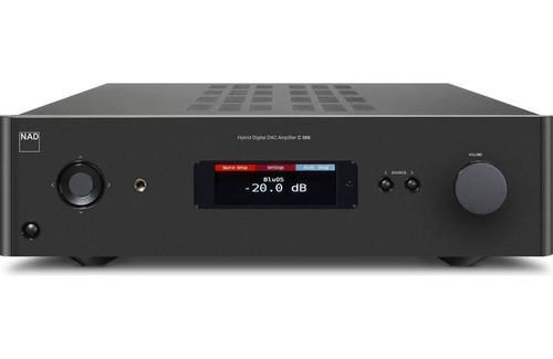 NAD C 388 Hybrid Digital Amplifier