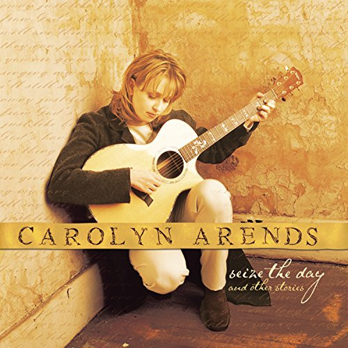 *USED* Carolyn  Arends Sieze the Day And Other Stories CD